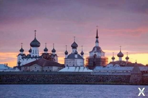 Соловецкий монастырь, XVI век