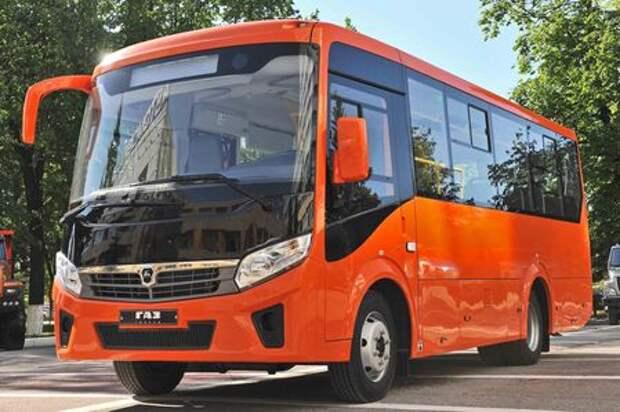Автобус Вектор NEXT пошел в серию