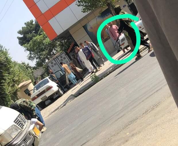 Новый порядок в Кабуле