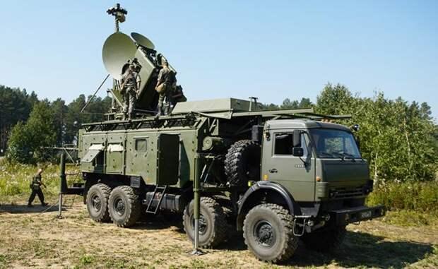 К русской «Красухе» не подкатывай: Воздушный шпион США нарвался на нашу РЭБ в Гюмри