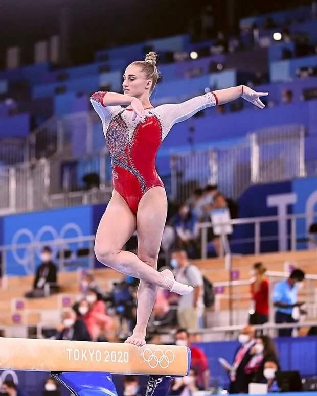 «Красотки в золоте»: горячие фото россиянок, выигравших Олимпиаду в Токио
