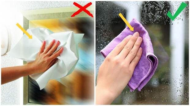 10 ошибок, которые во время уборки допускают все
