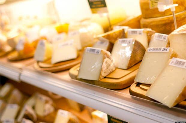 Сырный этикет: основные правила подачи сыра и составления сырной тарелки