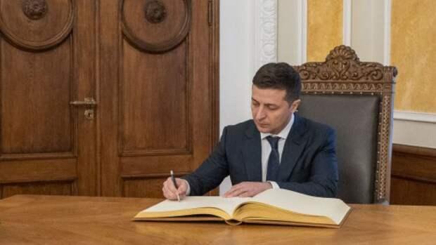 Киев ввел новые санкции против двух компаний из России