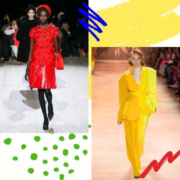 Почему основные цвета набирают популярность прямо сейчас, как самые модные цветовые тренды 2020-2021?