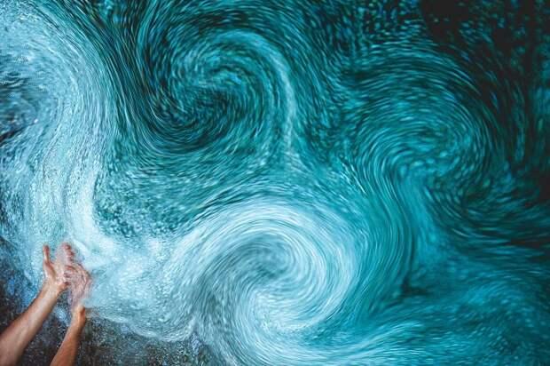 Дикая энергия в фотографиях Джулии Черки