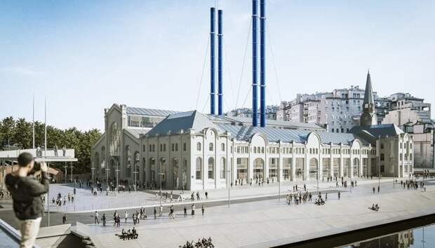 Познакомьтесь с партнерами культурного фонда Chanel. Среди них —московский дом культуры «ГЭС-2»