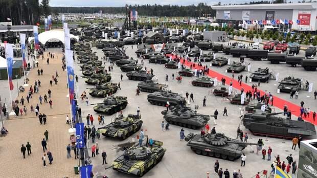 Устойчивые позиции: как Россия сохраняет высокие объёмы оружейного экспорта