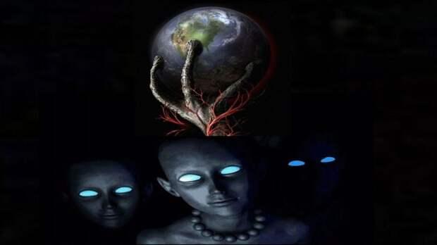 Люди – пришельцы на планете Земля?