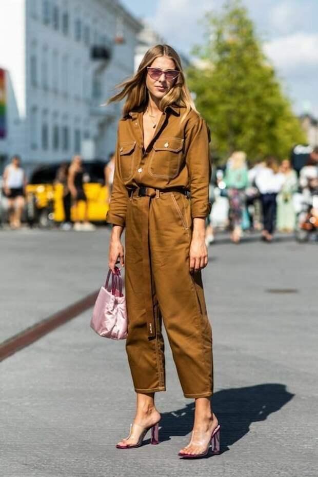 Самые модные комбинезоны летнего сезона: Как и с чем носить