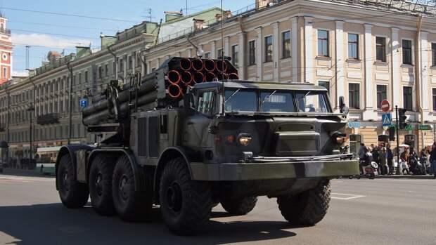 National Interest рассказал о смертоносных российских РСЗО