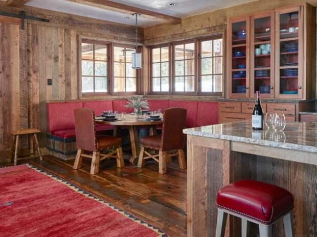 11. Design rural dining