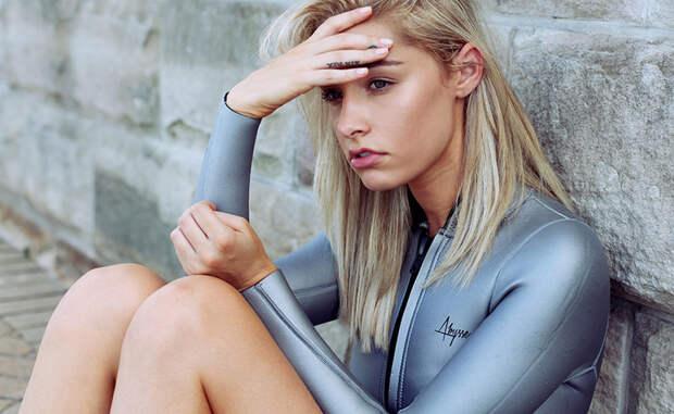 Лорен Энгель: модель снимает модель