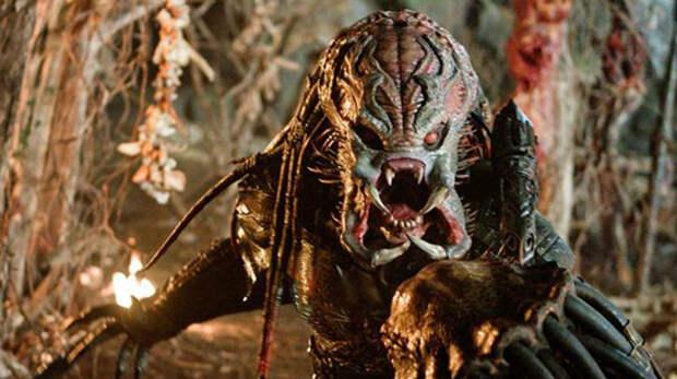 3. Хищник — «Хищники» (2010) кино, монстры, фильмы