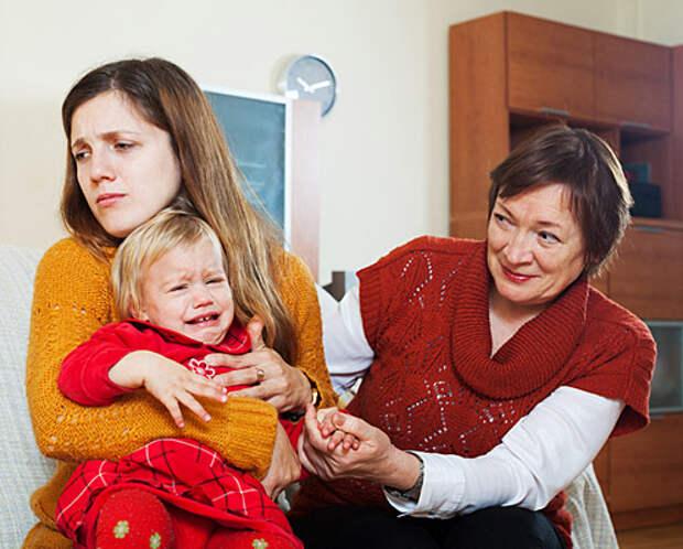 Как отнимают детей в Скандинавских странах