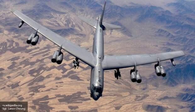 B-52, авиация, США, вооружение