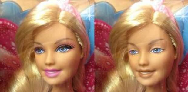 """Домашняя Barbie"""