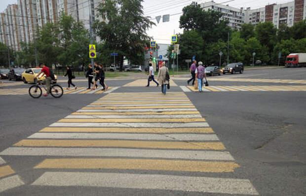 И еще один штраф увеличится - за непропуск пешехода