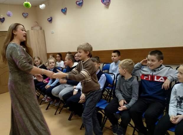 Всемирный день доброты к детям отметили в СЗАО