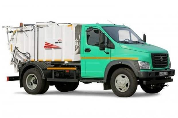«Группа ГАЗ» создала новые модели на газовом топливе