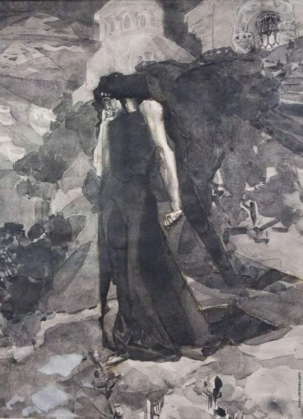 Знаменитые картины Михаила Врубеля, созданные за шаг от безумия