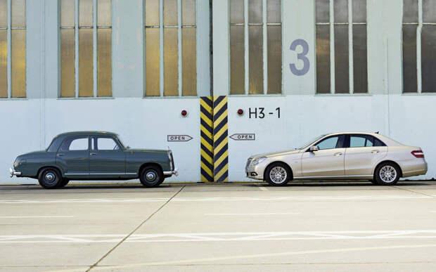 Вам какую машину— современную или надолго?