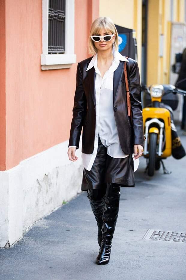 Самый желанный костюм года. 14 стильных образов от модных Мира сего!
