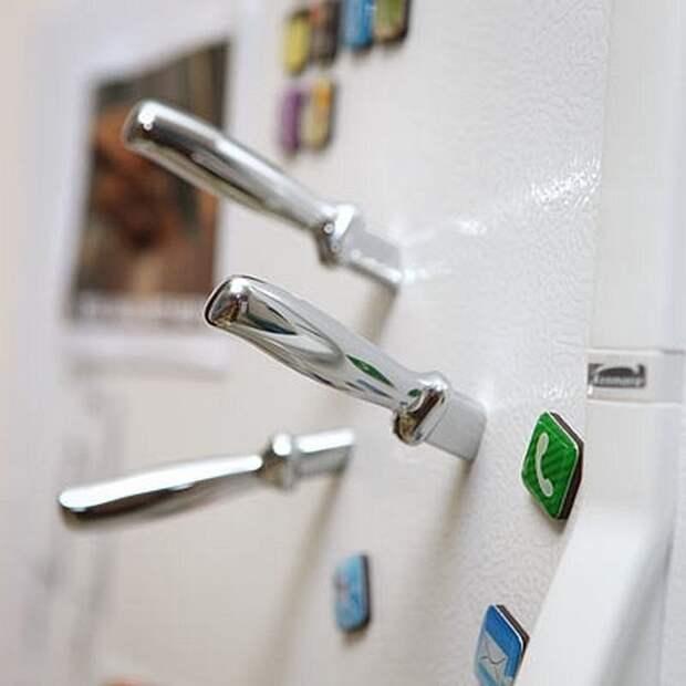 10 прикольных магнитов на холодильник