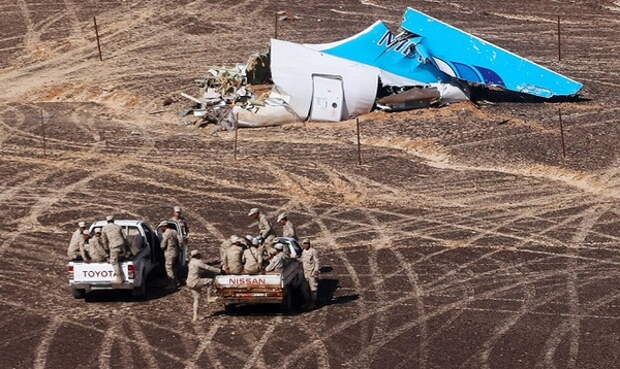 Политический аспект гибели российского самолета над Синайской пустыней. Оценка комментариев китайских источников
