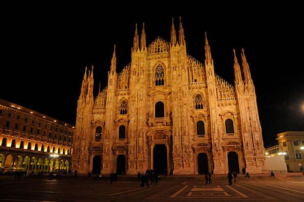 Дуомо ди Милано