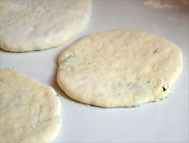 Дагестанские лепешки, фоторецепт