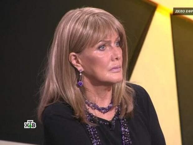 «Пошло и несерьезно»: вдова Караченцова оценила откровения Прокловой