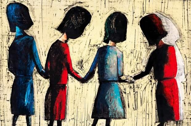 Замысловатые миры австралийского художника Чарльза Блэкмена