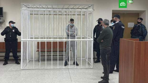 Суд арестовал предполагаемого убийцу вора в законе Алика Рыжего