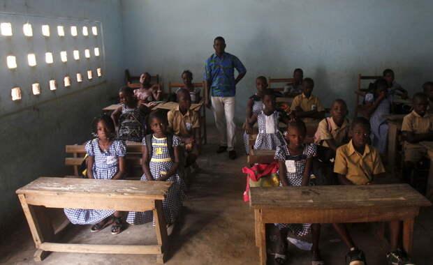 Как выглядят школьные классы в разных странах мира