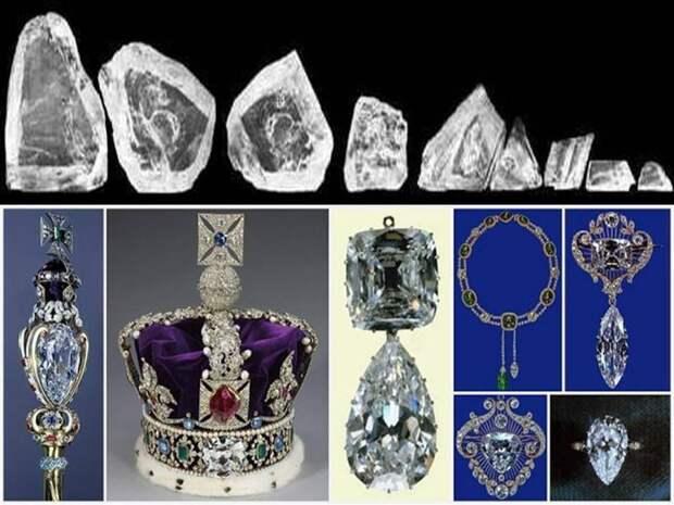 Что случилось с самым большим в мире алмазом?