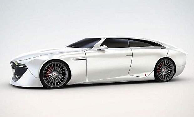 Сербы будут делать собственные крутые автомобили под маркой Aqos
