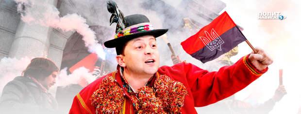 Украина не является государством – после госпереворота 2014 года она окончательно стала проектом «АнтиРоссия»....