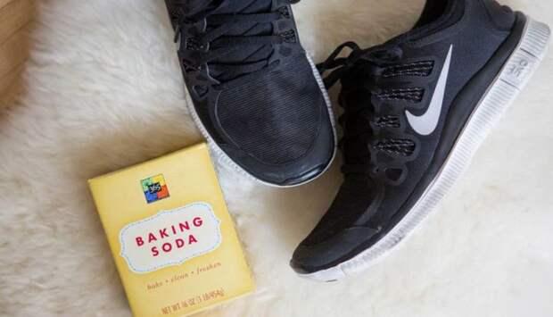 Как нейтрализовать запах в кроссовках