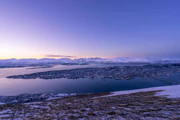 Необычное путешествие в Норвегии
