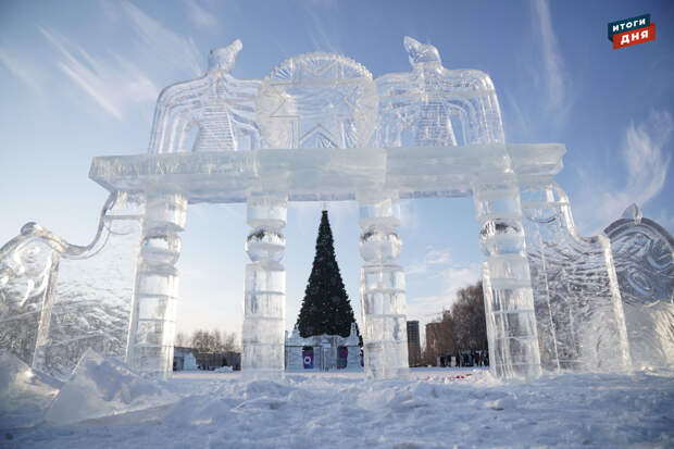 Итоги дня: и.о. первого вице-премьера Удмуртии, тематика ледового городка в Ижевске и зимнее похолодание