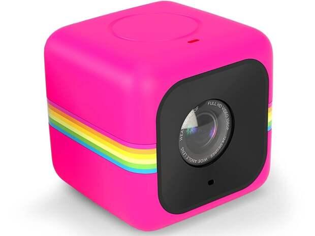 Polaroid Cube+: камера-кубик с поддержкой Wi-Fi