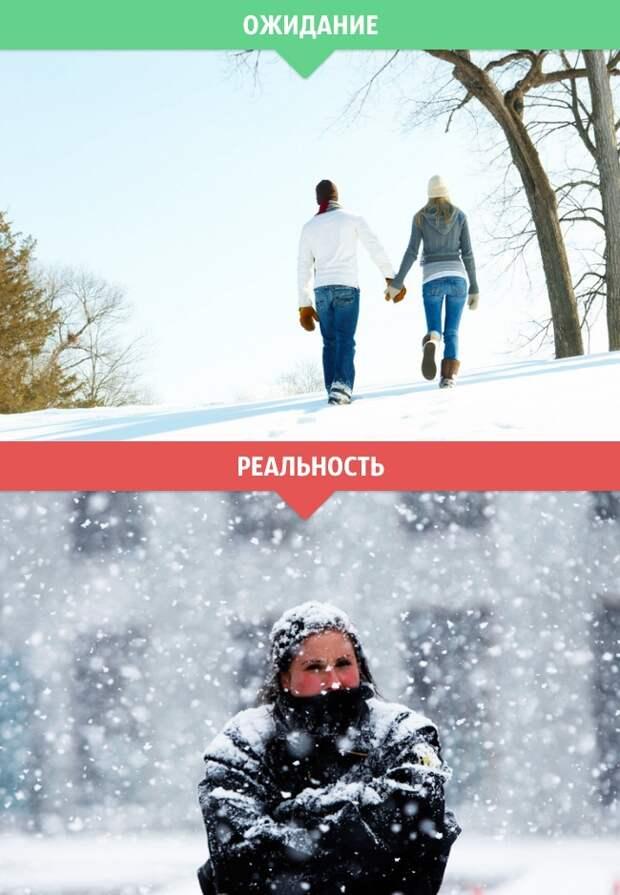Ожидание зимы