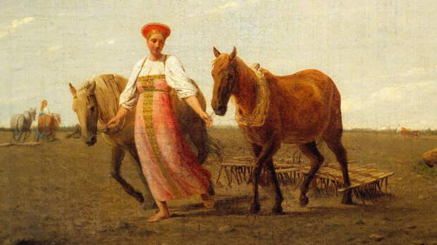15 главных картин крестьянского романтика Алексея Венецианова
