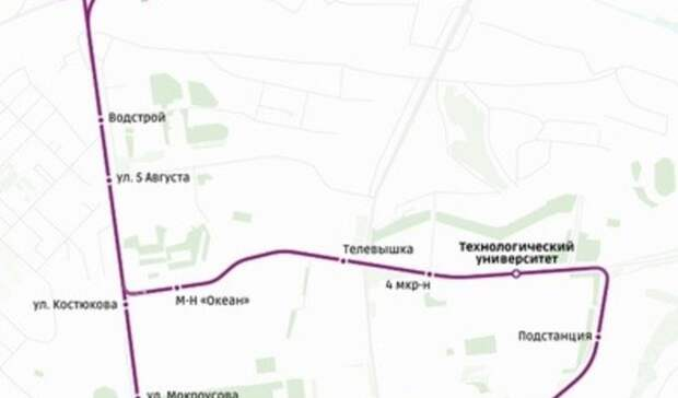 Восстановление троллейбусного маршрута №8 обошлось Белгороду в2,2млн рублей