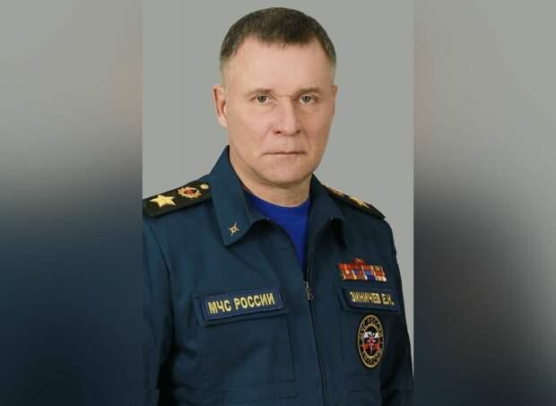 Героически погибший глава МЧС Евгений Зиничев / Фото: myseldon.com