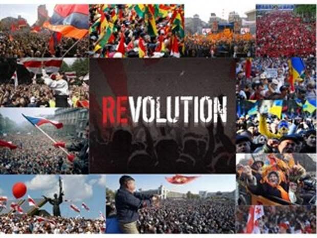 Суверенитет VS Цветная революция