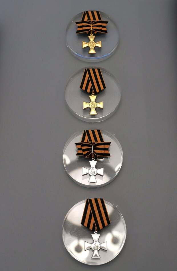Боевой путь самого престижного воинского ордена, учрежденного 250 лет назад