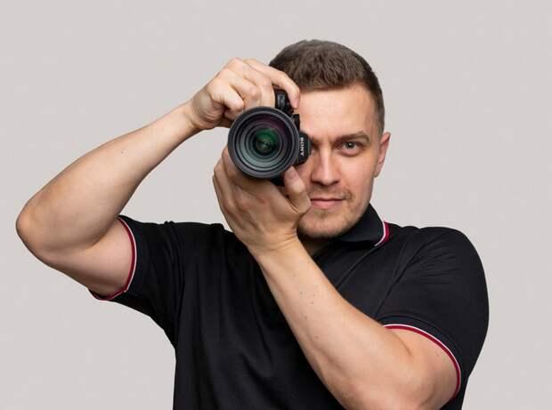 Портреты, выдергивающие из информационного потока (Фото мастер-класс!)