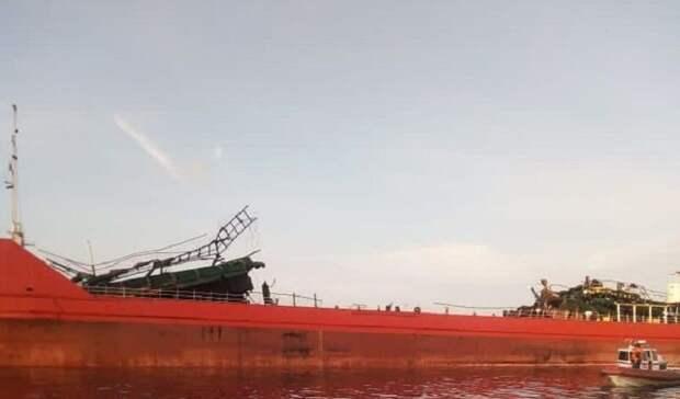 И пустые танкеры порой взрываются